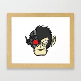 ProtoNiko logo Framed Art Print