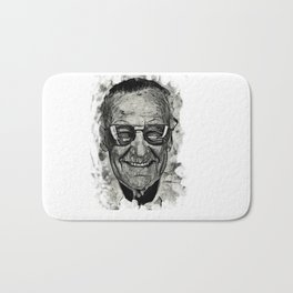 Stan Lee 02 Bath Mat