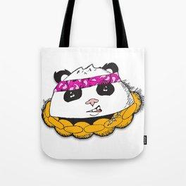 Panda Bandana Tote Bag