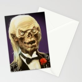 Crypt Keeper Stationery Cards