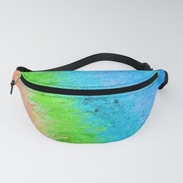 """""""Sign Painter Palette"""" Oil Painting Fanny Pack"""
