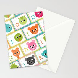 ABC Cards Stationery Cards
