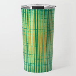 Abstract scatter Travel Mug