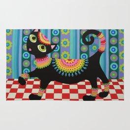 Kool Kitty Rug