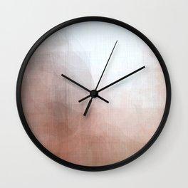 Gay Abstract 08 Wall Clock