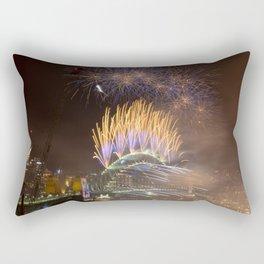 New Years Eve Fireworks, Sydney Rectangular Pillow