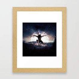 Animus Framed Art Print