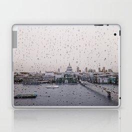 Rainy St. Paul's Laptop & iPad Skin