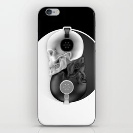 Headphone Harmony iPhone Skin