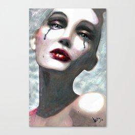 Taïa Canvas Print