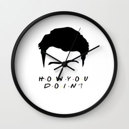 Friends - Joey Wall Clock