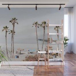 palm trees x / california Wall Mural