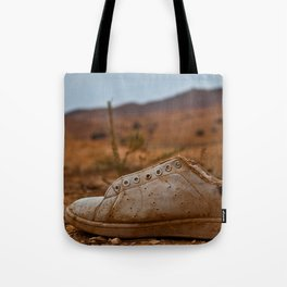 Wild Wild Sneakers Tote Bag