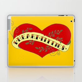 I Heart Titties, Colourful Laptop & iPad Skin