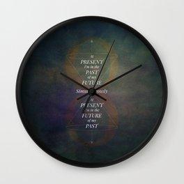 Continuum [CLR VER] Wall Clock