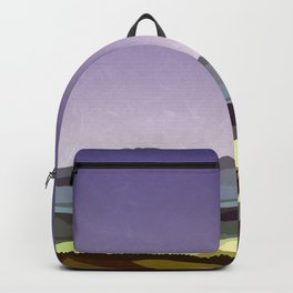 Sunset over the Valley Backpack