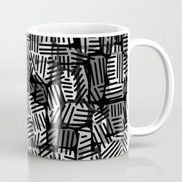 Charcoal & Ash (pattern) Coffee Mug