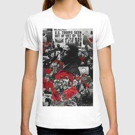 The Rose that unites us part 2 T-shirt