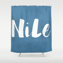 NILE Shower Curtain