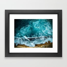 Amalfi coast, Italy 6 Framed Art Print