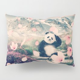Baby Panda by GEN Z Pillow Sham