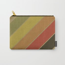 Retro Circus Color Palette Carry-All Pouch