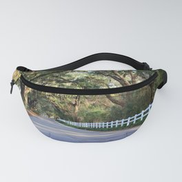 Old South Live Oaks Fanny Pack