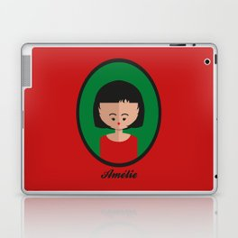 Amelie Laptop & iPad Skin