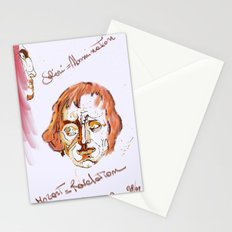 Mozart & Salieri Stationery Cards