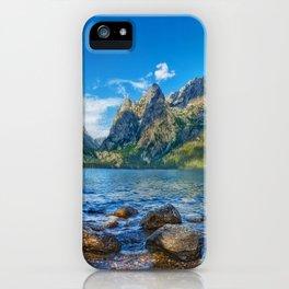 Jenny Lake Grand Teton National Park Wyoming United States Ultra HD iPhone Case