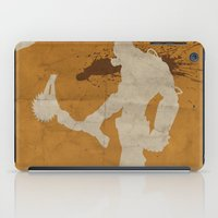 borderlands iPad Cases featuring Borderlands 2 - Salt the Wound by Art of Peach