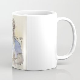 OC: Jean x Paris Coffee Mug