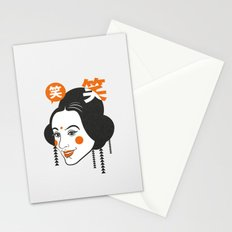 Memoirs of a Geisha Stationery Cards