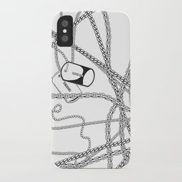 TENDER LOVE iPhone Case