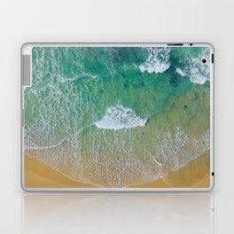 Ocean from the sky Laptop & iPad Skin
