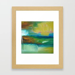 Farmland Framed Art Print