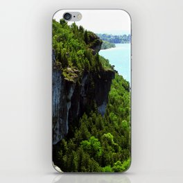 Lions Head Cliffs iPhone Skin