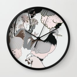 vintage country style Wall Clock