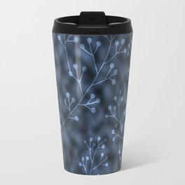 blue berries Travel Mug