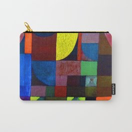 Paul Klee Villa Marionette Carry-All Pouch