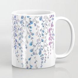 Waterfall Leaves Coffee Mug