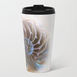 Natural spiral Travel Mug