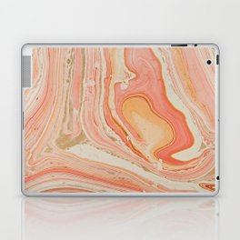 Marbled paper Laptop & iPad Skin
