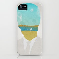 the (Silence) Impossible Astronaut iPhone (5, 5s) Slim Case