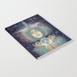 A Ripple in the Universe Notebook