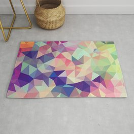 Jelly Bean Tris Rug