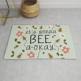 It's Gonna Bee A-Okay Rug