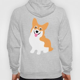 Cute Little Corgi Hoody