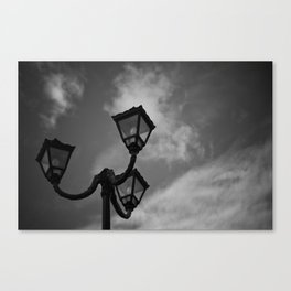 Waiting for Light Canvas Print