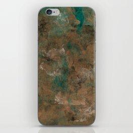 Patina Copper iPhone Skin